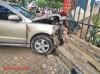 Hải Phòng: Ô tô 7 chỗ gây tai nạn liên hoàn, rất nhiều người bị thương